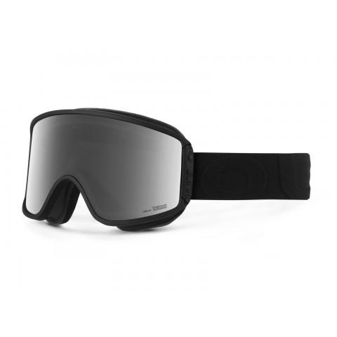 Shift Black Silver goggle
