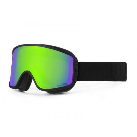 Shift Black Green mci goggle