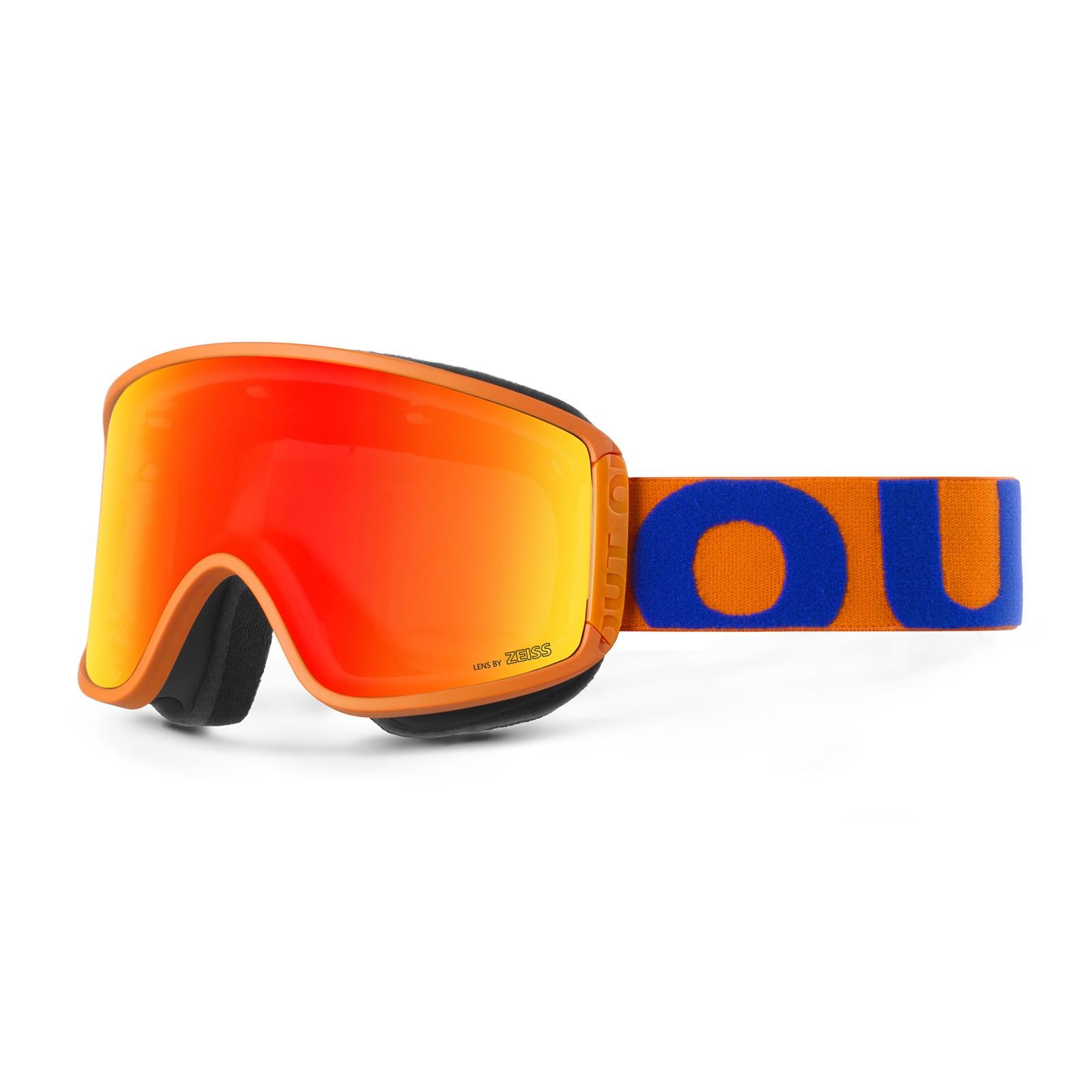 Shift Blue orange Red mci goggle