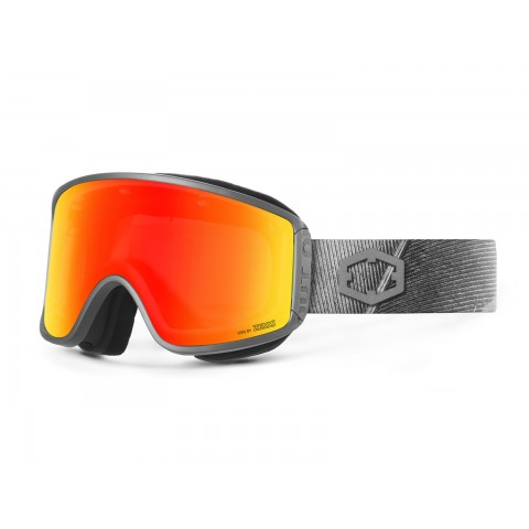 Shift Feather Red mci goggle