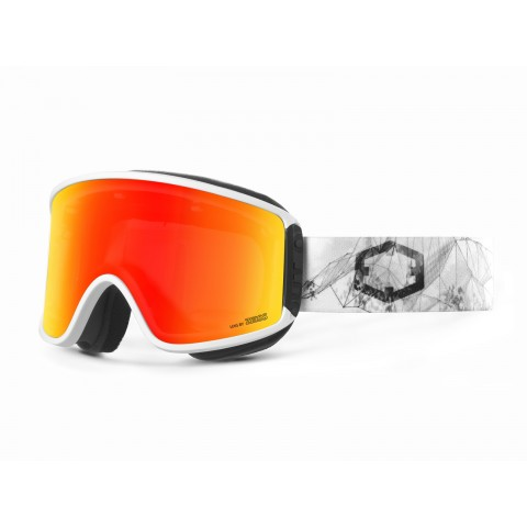 Shift Homespot Red mci goggle