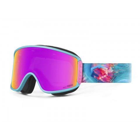 Shift Jelly Violet mci goggle