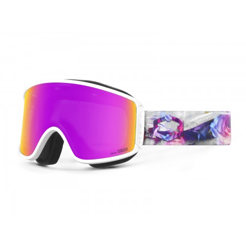 Shift Rocks n roses Violet mci goggle