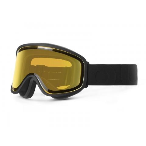 Flat Black Persimmon goggle
