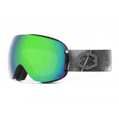 Open xl Feather Green mci goggle