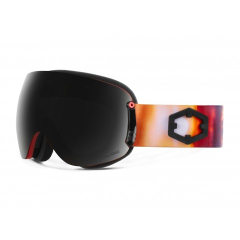 Open xl Alba Smoke goggle