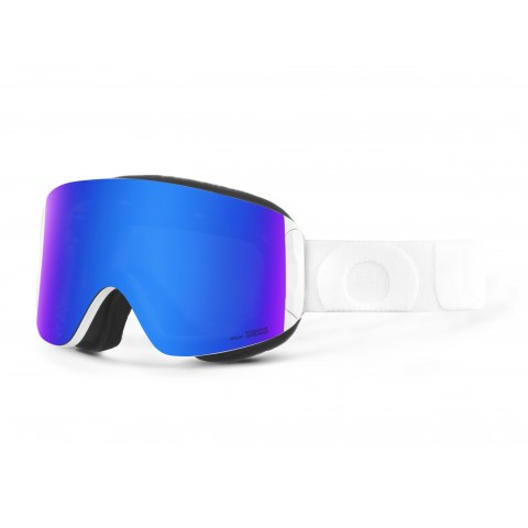 Katana White Blue mci goggle