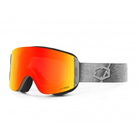 Katana Feather Red mci goggle