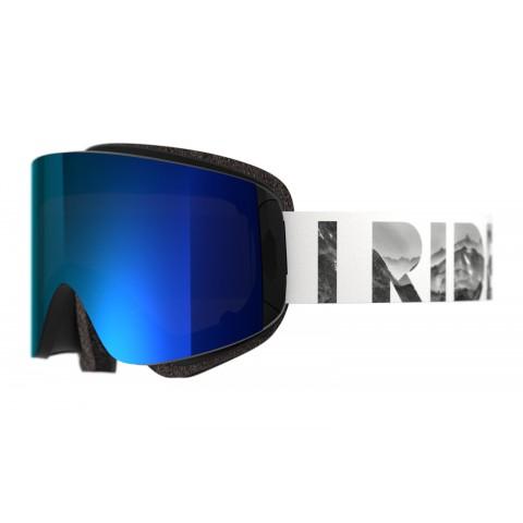 KATANA I RIDE FOR FULVIO BLUE MCI goggle