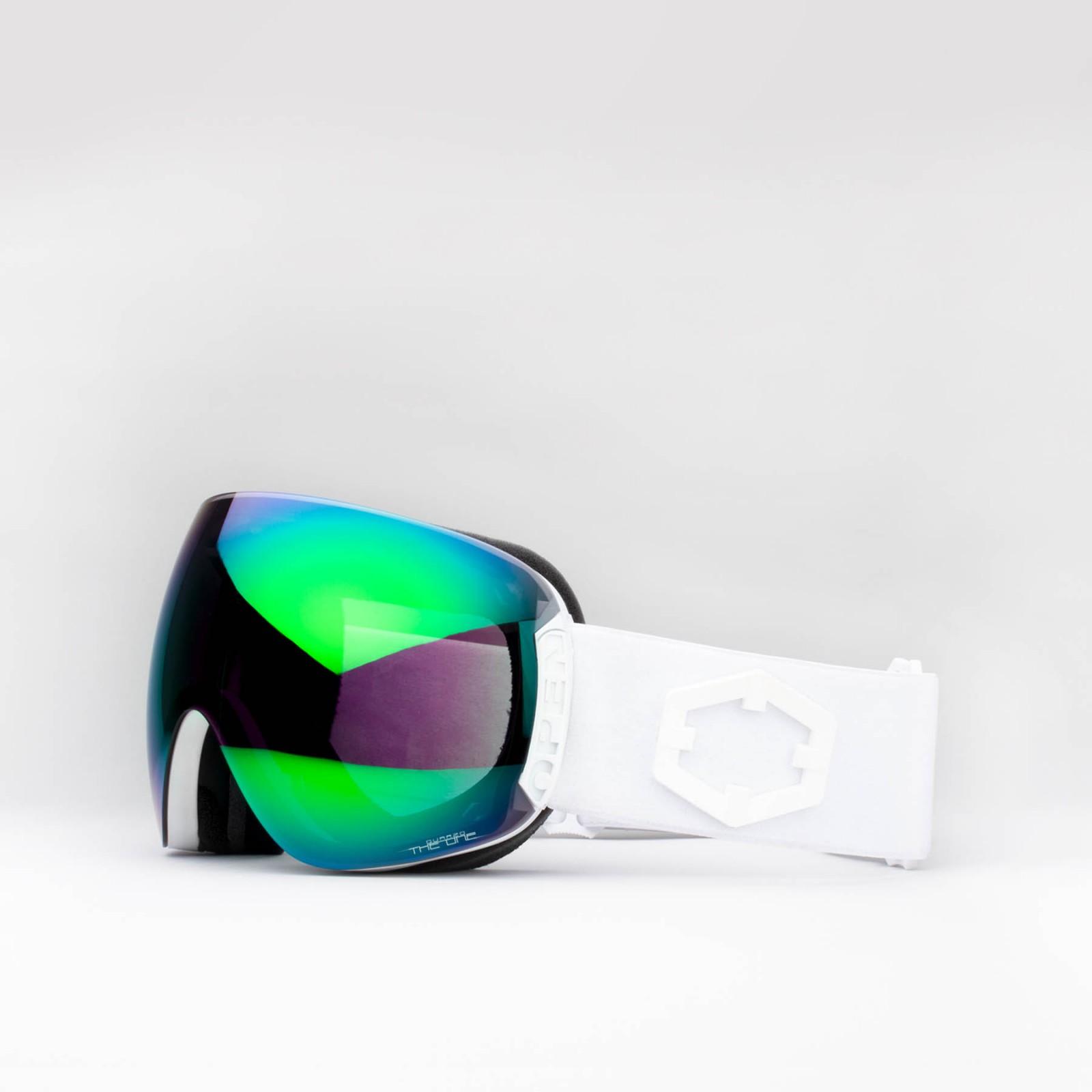 Open White The One Quarzo goggle