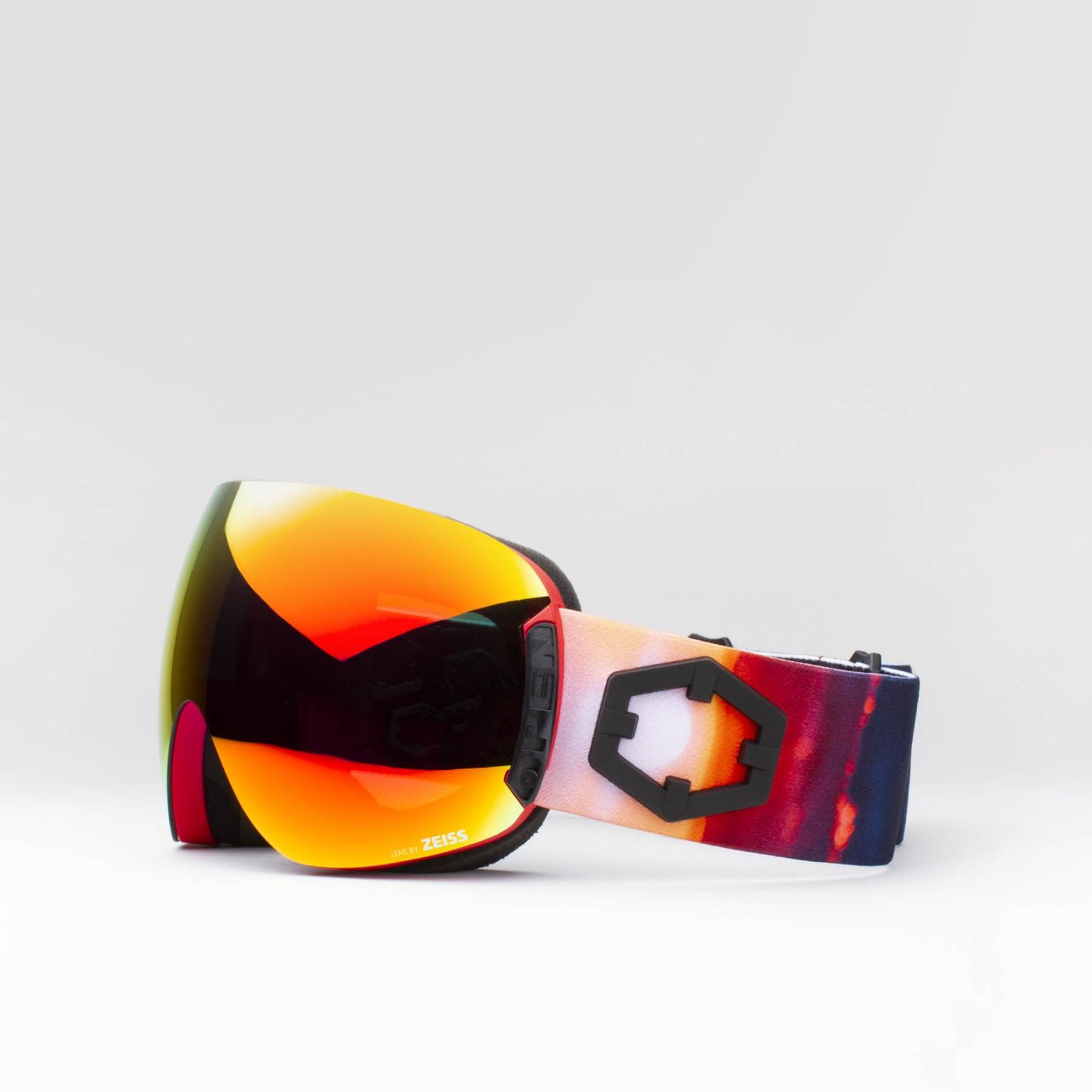 Open Alba Red MCI goggle