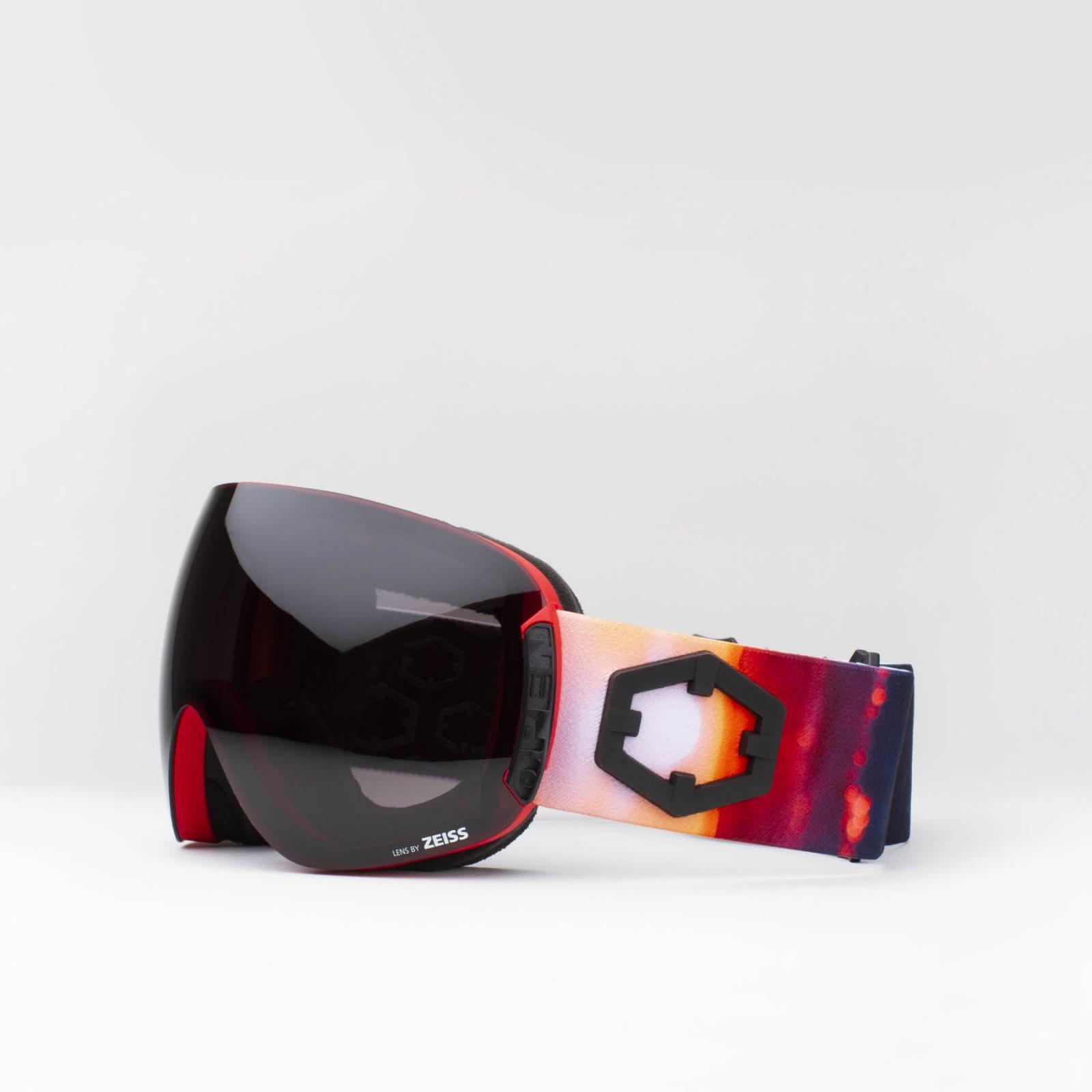 Open Alba Smoke goggle