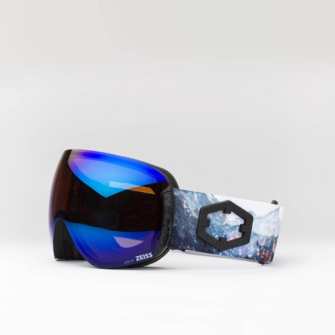 Open Sparks Blue MCI goggle