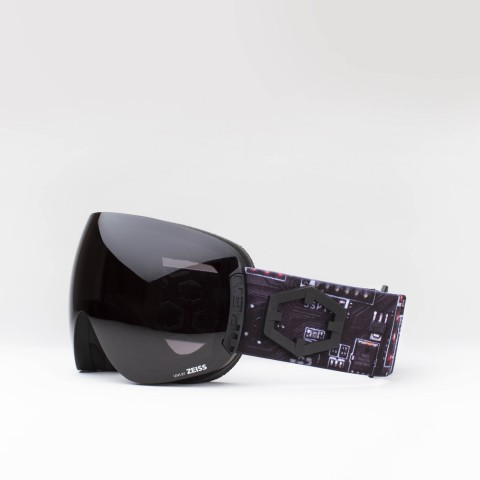 Open Motherboard Smoke goggle