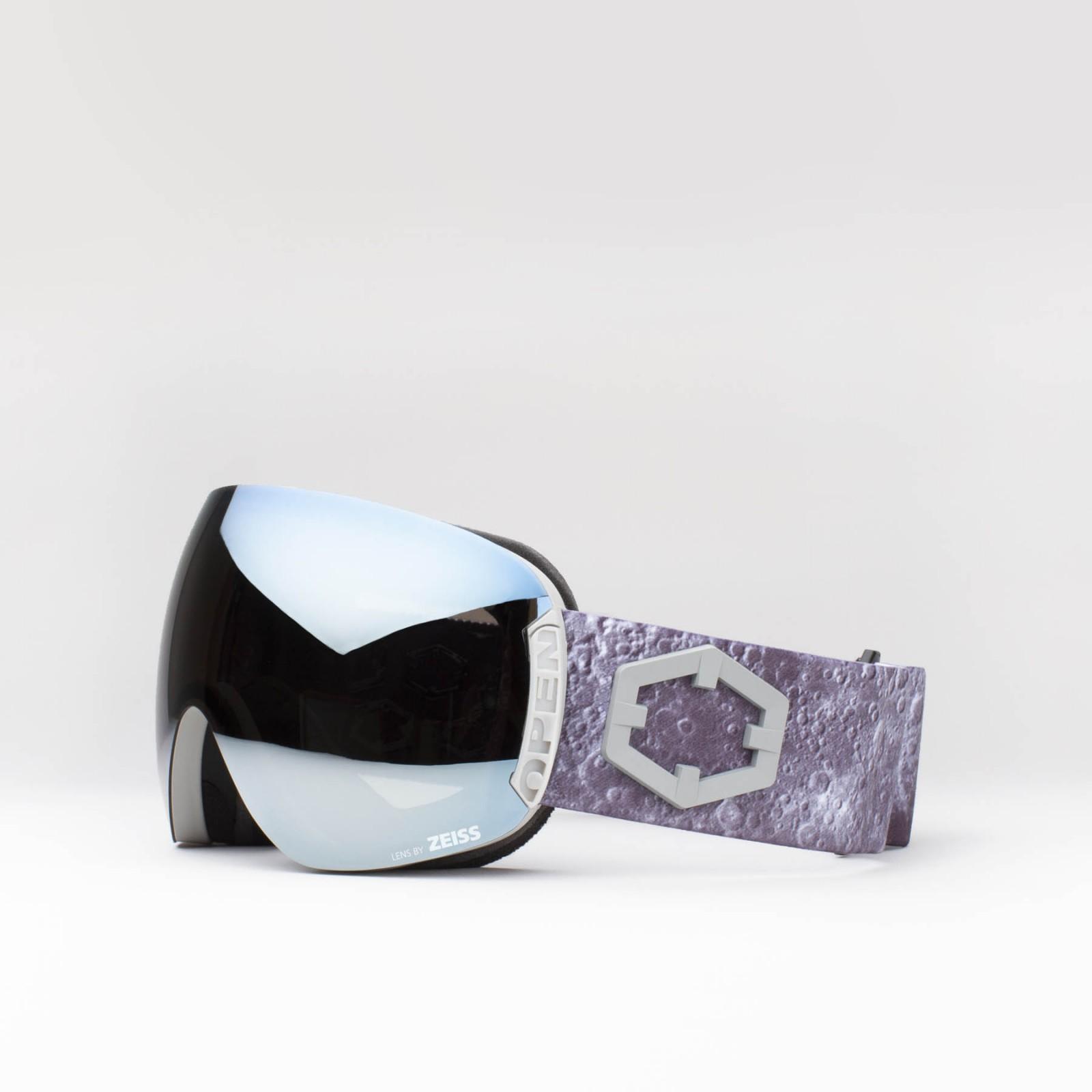 Open Apollo Silver goggle