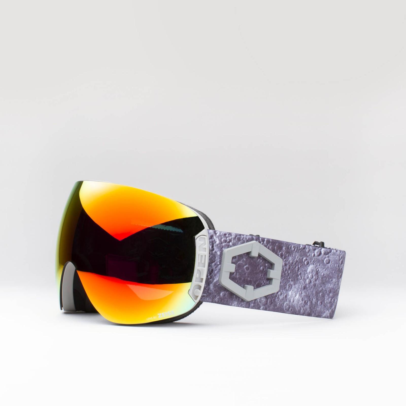 Open Apollo Red MCI goggle