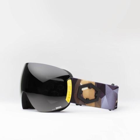 Open Origami Smoke goggle