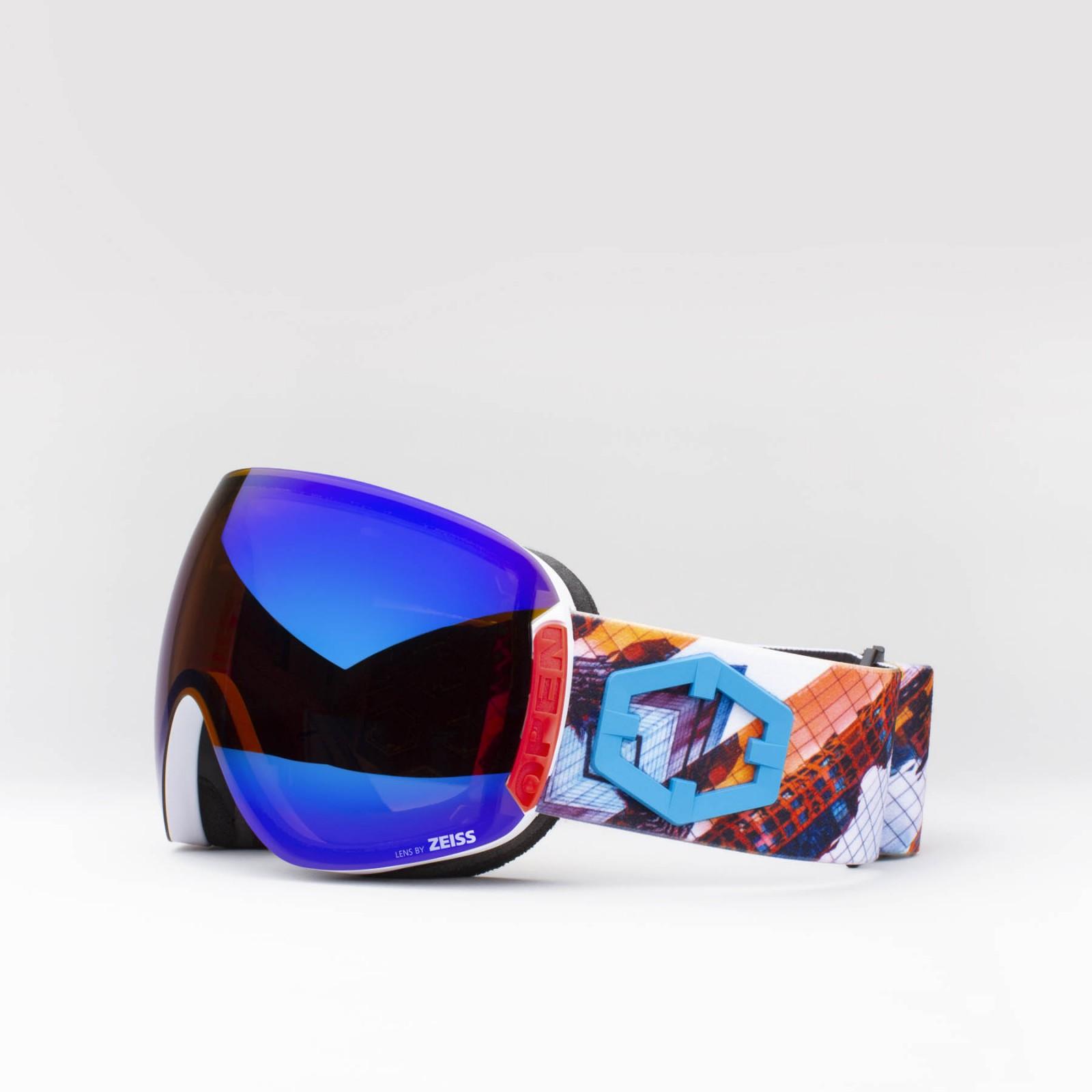 Open Cityscape Blue MCI goggle