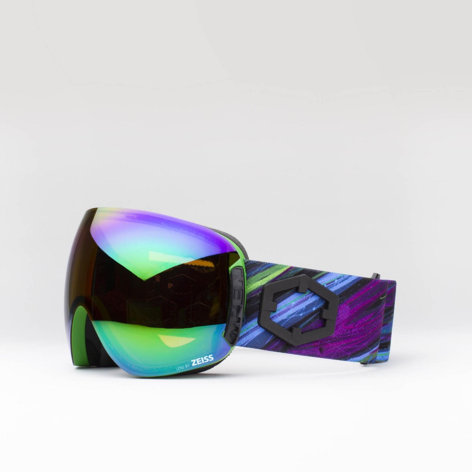 Open Orbit Green MCI goggle