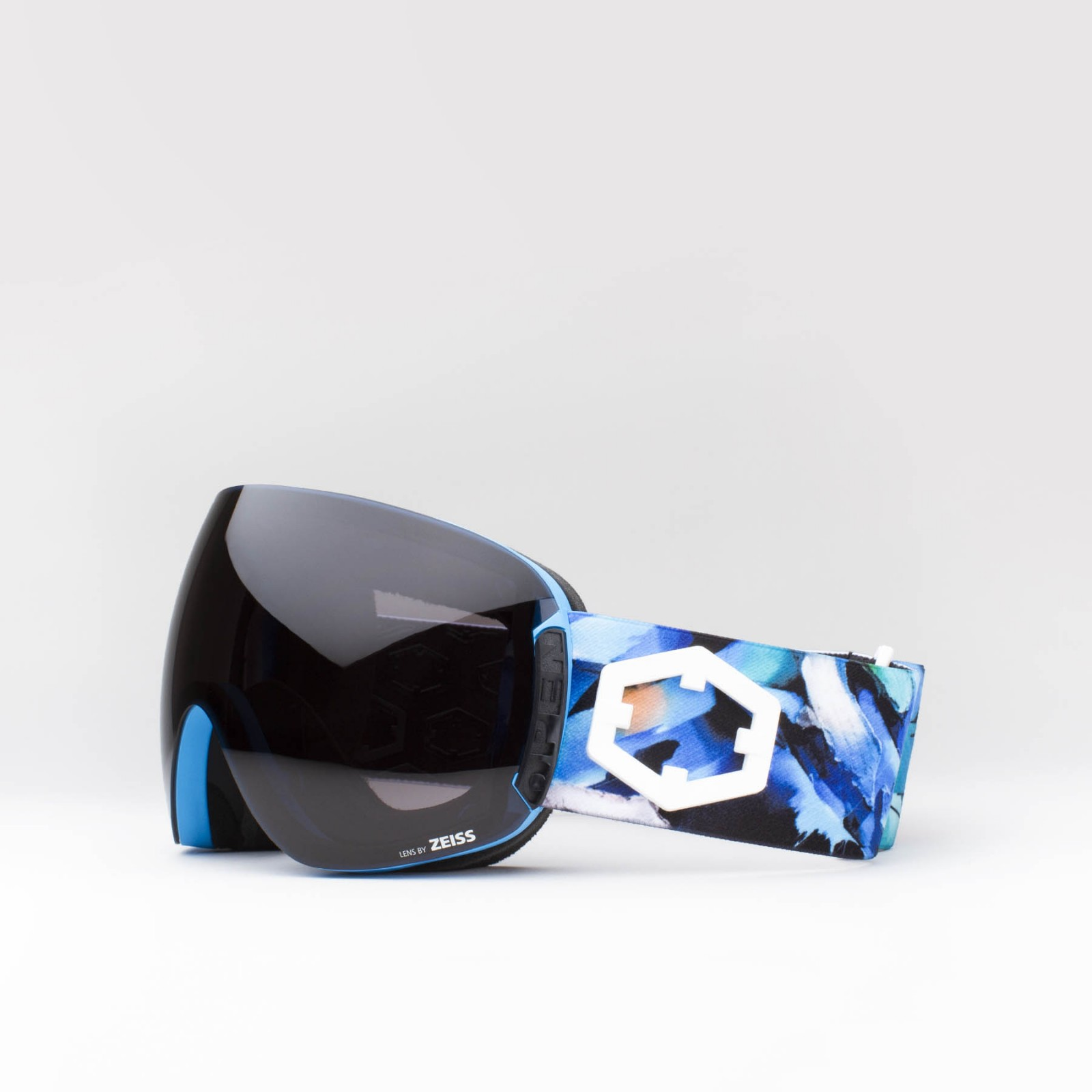 Open Does Smoke goggle