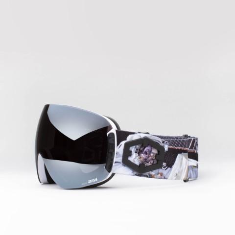 Open Astronaut Silver goggle