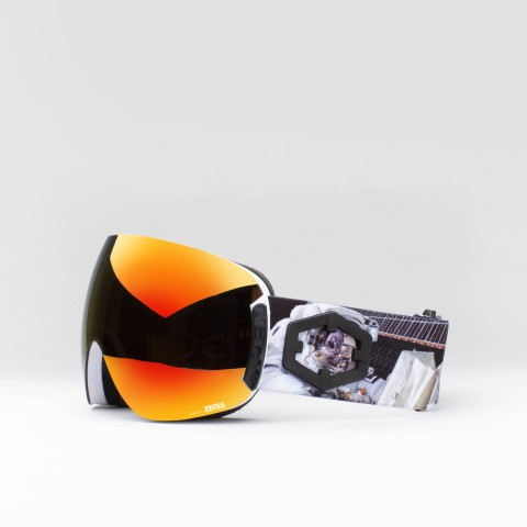 Open Astronaut Red MCI goggle