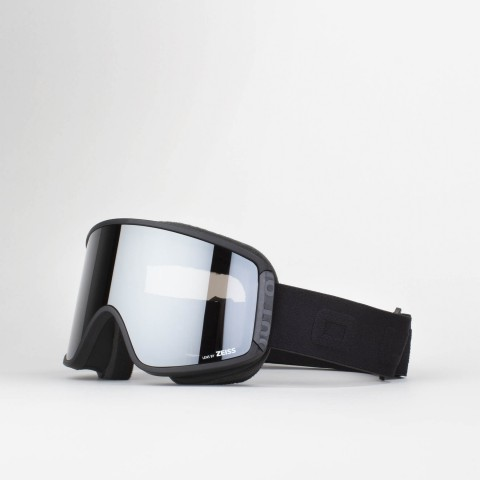 Shift Black Silver goggle