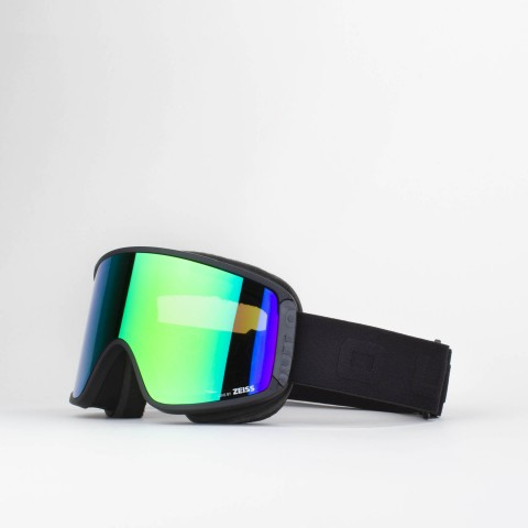 Shift Black Green MCI goggle