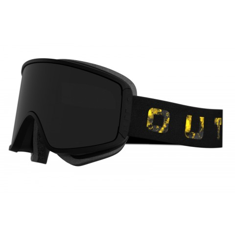 Shift Goldburst Smoke goggle