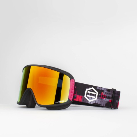 Shift Dolly Red MCI goggle