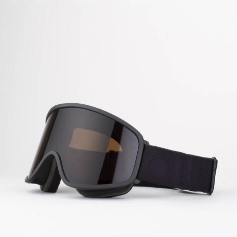Flat Black Smoke goggle