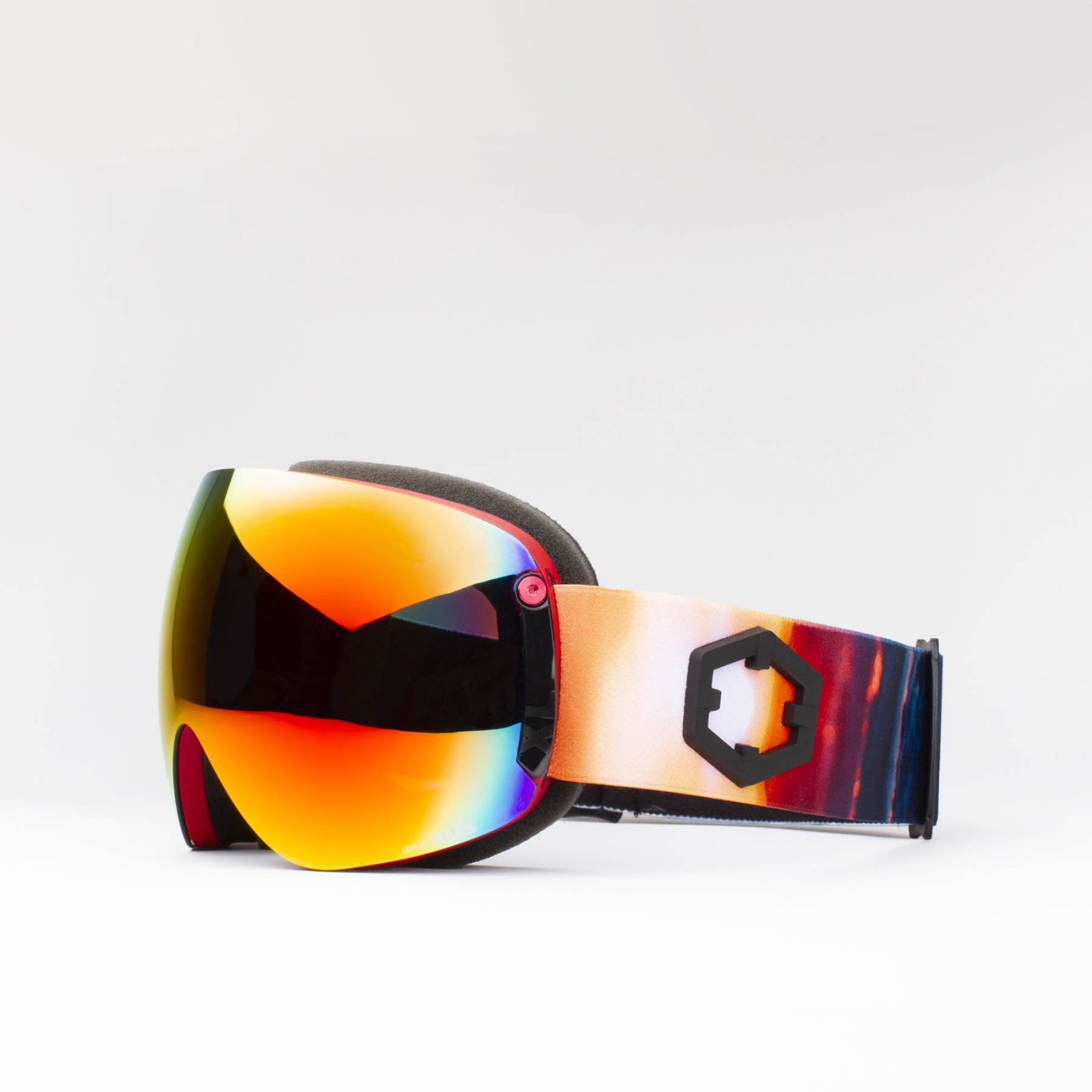 Open XL Alba Red MCI goggle