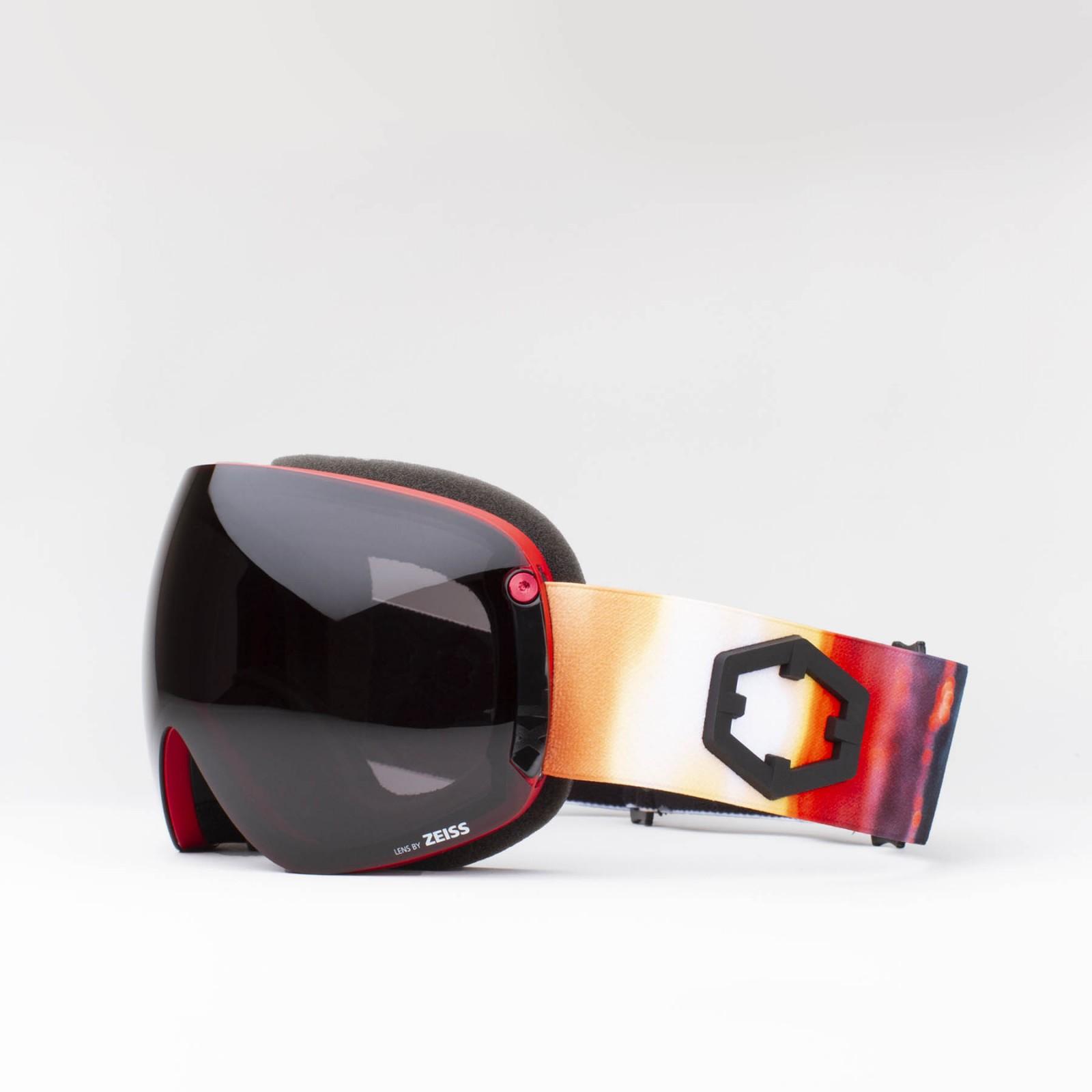 Open XL Alba Smoke goggle