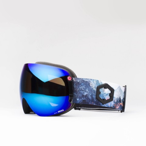 Open XL Sparks Blue MCI goggle
