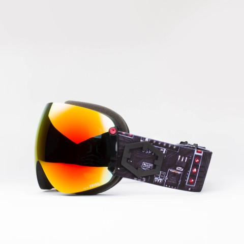 Open XL Motherboard Red MCI goggle