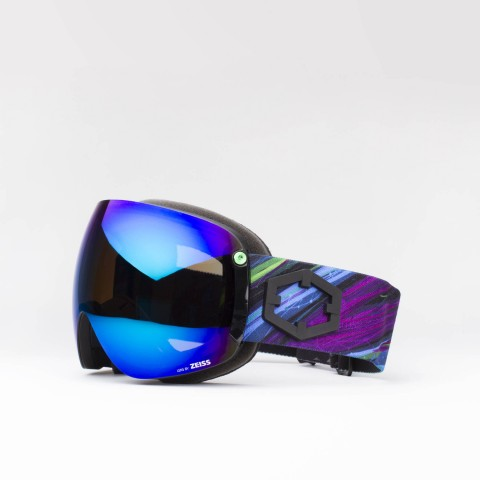 Open XL Orbit Blue MCI goggle