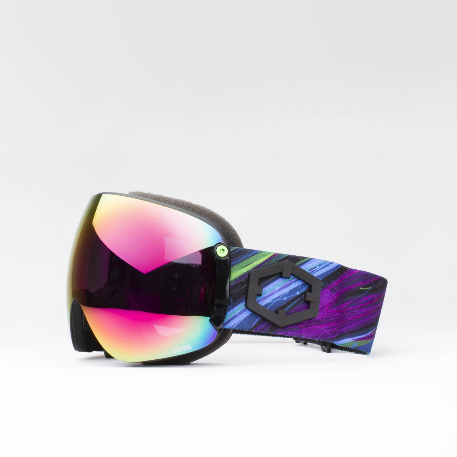 Open XL Orbit Violet MCI goggle