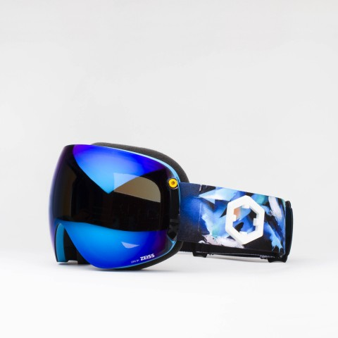 Open XL Does Blue MCI goggle