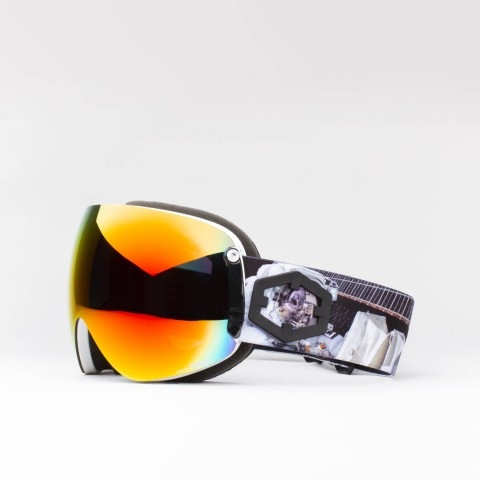 Open XL Astronaut Red MCI goggle