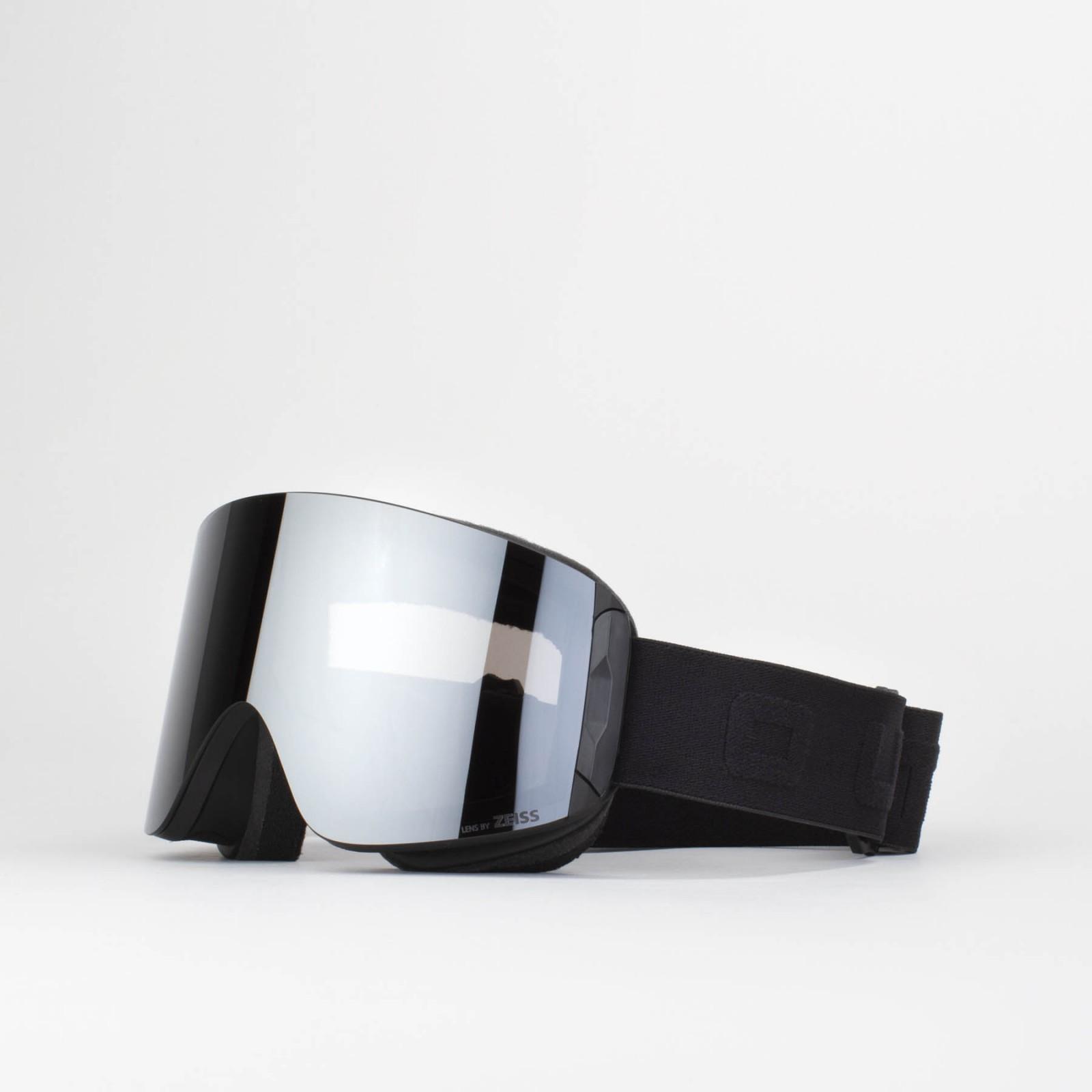 Katana Black Silver goggle