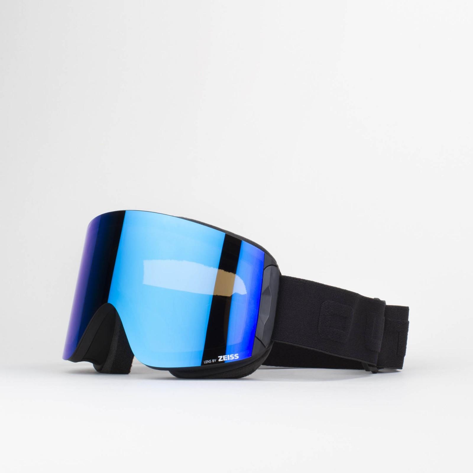 Katana Black Blue MCI goggle