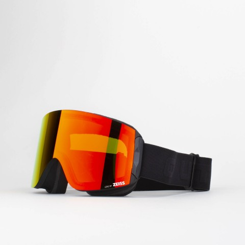 Katana Black Red MCI goggle