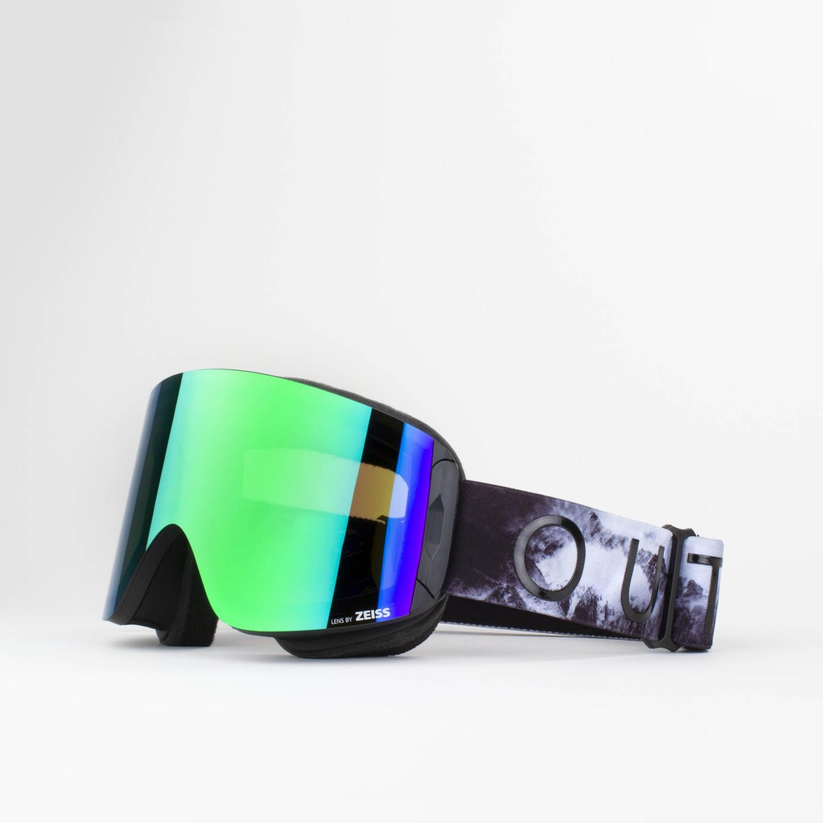 Katana Tempesta Green MCI goggle