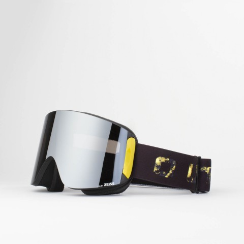 Katana Goldburst Silver goggle