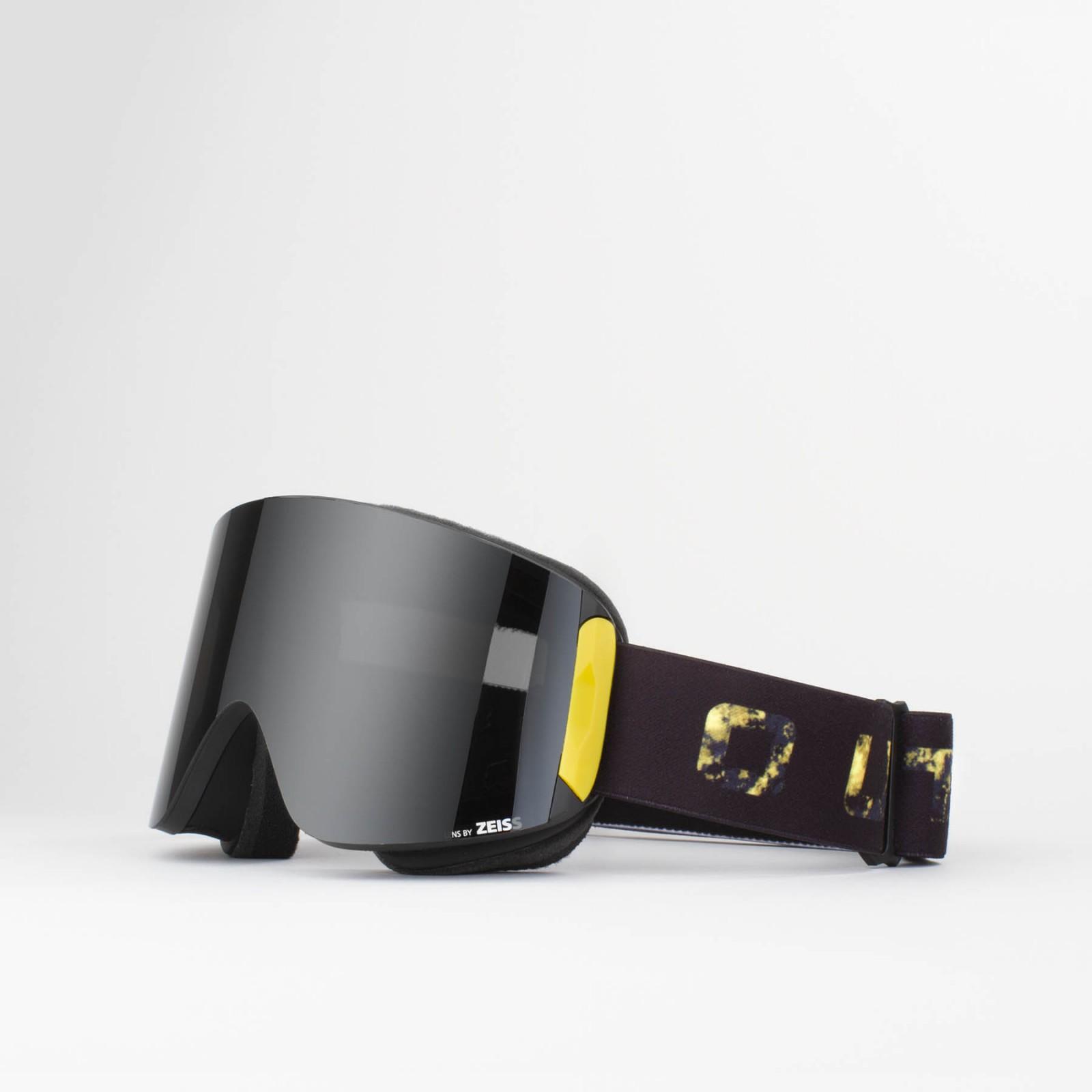 Katana Goldburst Smoke goggle