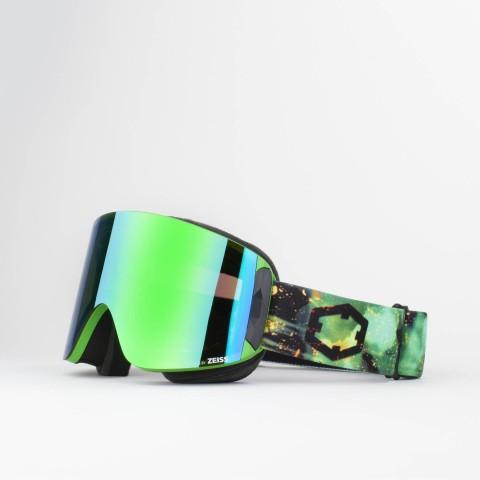Katana Venom Green MCI goggle