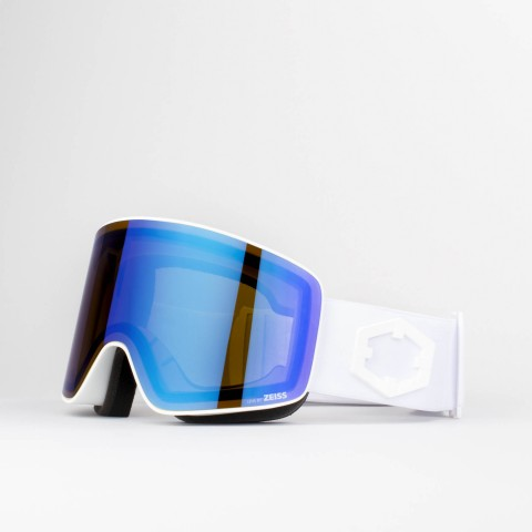 Void White Blue MCI goggle