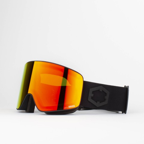 Void Black Red MCI goggle