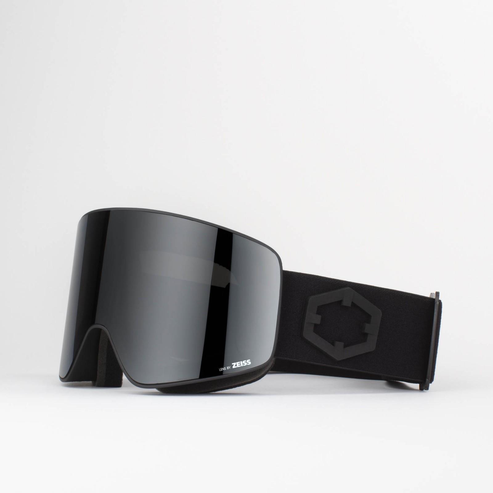 Void Black Smoke goggle