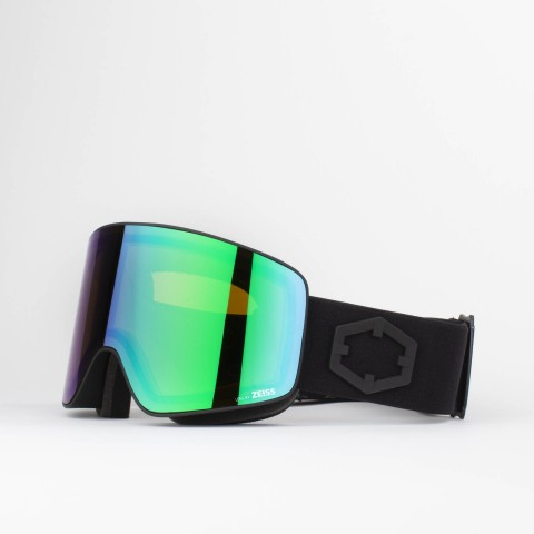 Void Black Green MCI goggle